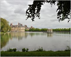 Fontainebleau – der Park