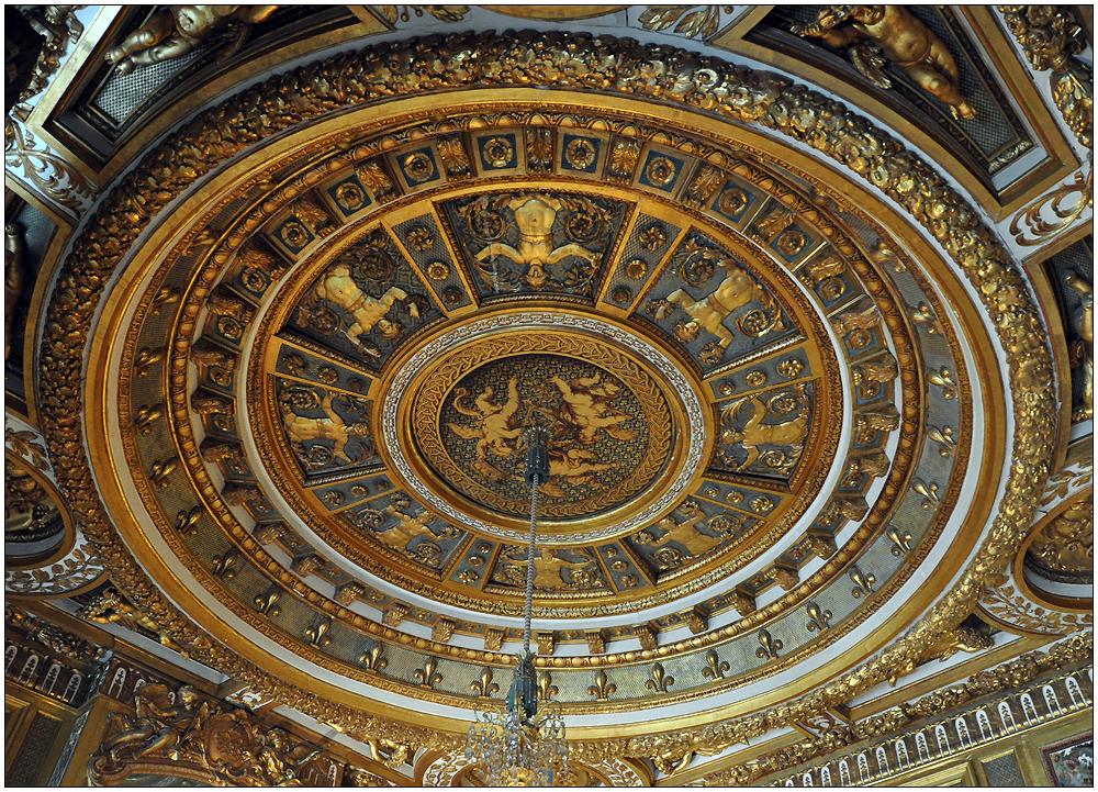 Fontainebleau – Intérieurs XIX