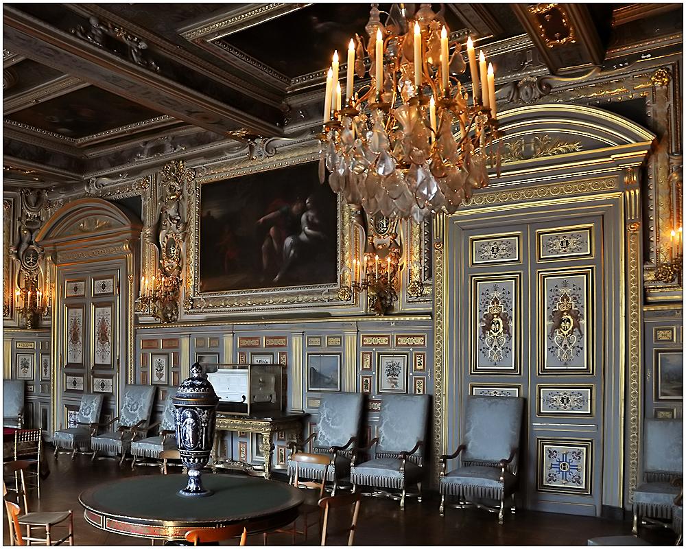 Fontainebleau – Intérieurs XXI