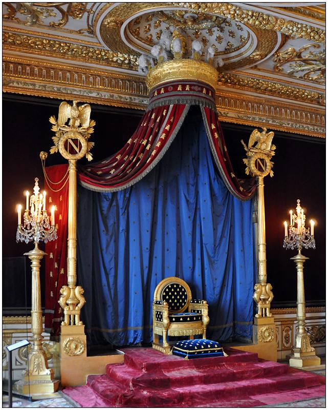 Fontainebleau – Intérieurs XXIII