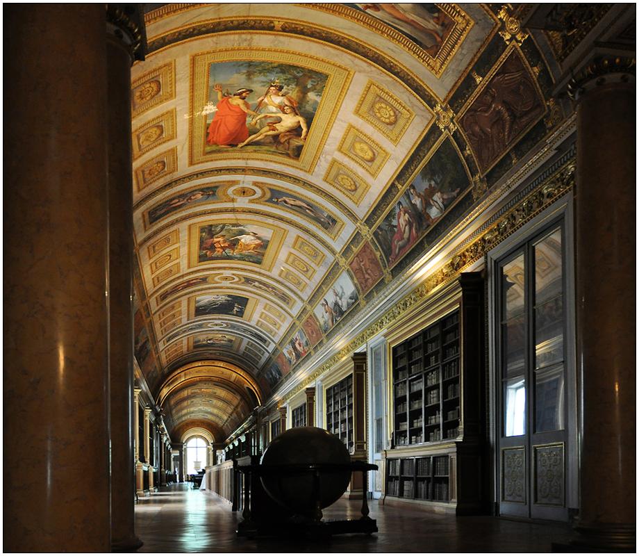 Fontainebleau – Intérieurs XXV