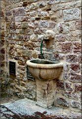 Fontana a Assisi