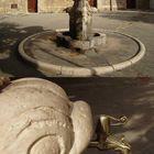 Fontana a quattro cannelle - Peperoncini