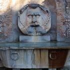 Fontana all'ingresso di Piazza Pietro d'Illiria