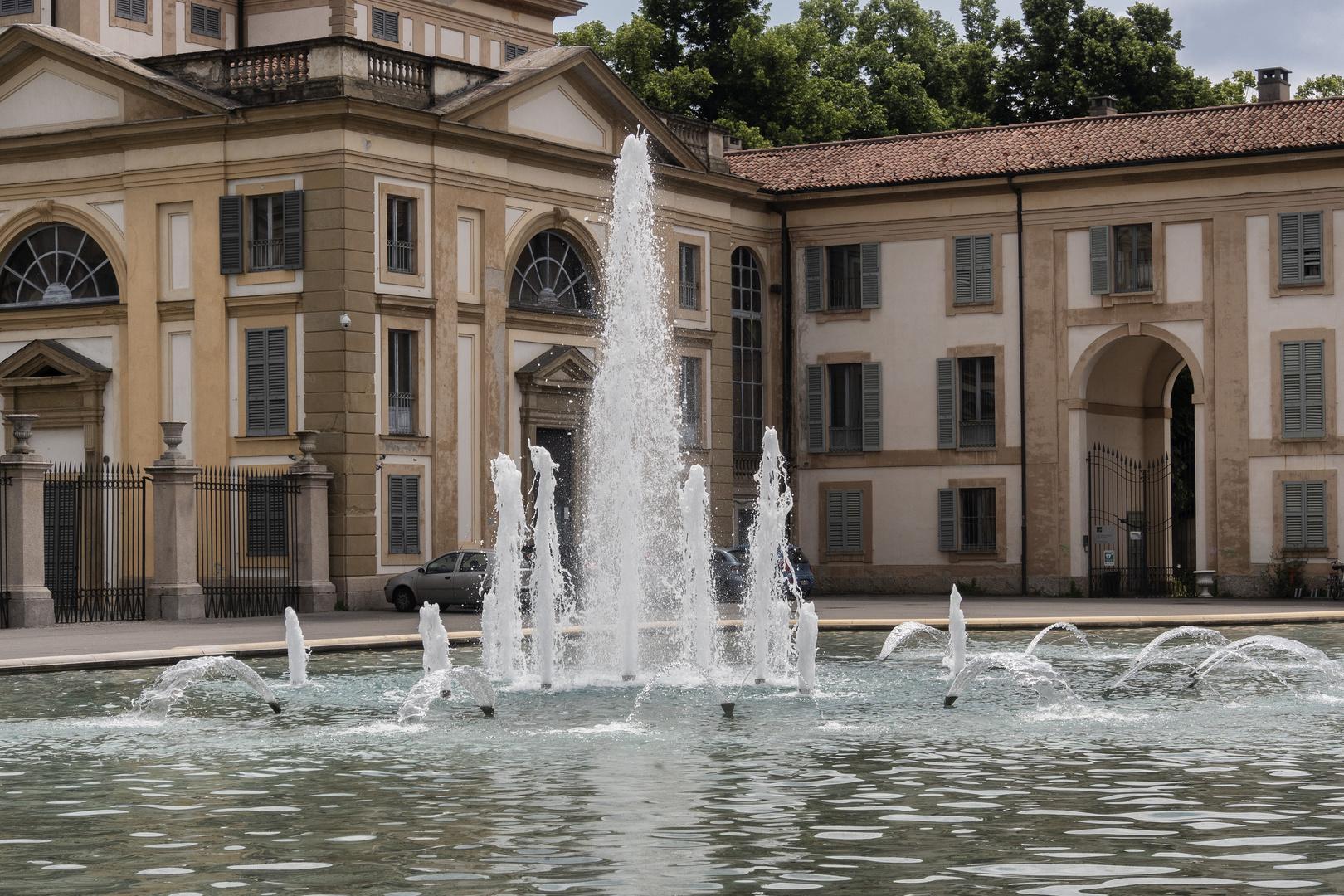 Fontana della Villa Reale, Monza