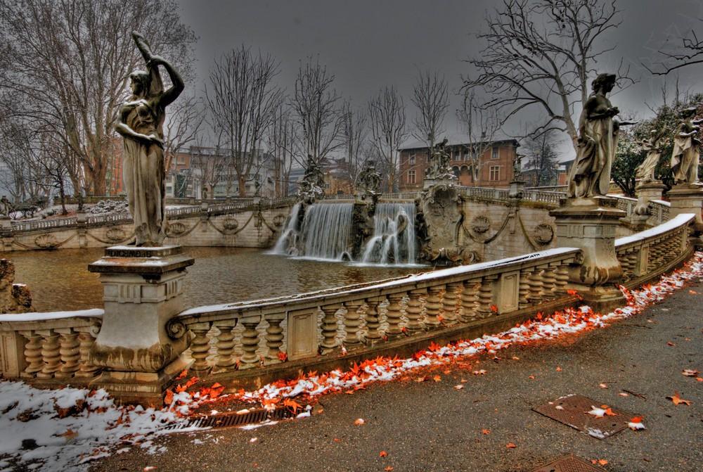 fontana delle quattro stagioni