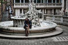 Fontana di Tristesse