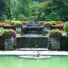 Fontana fiorita