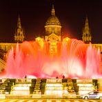 Fontana Magica in Barcelona