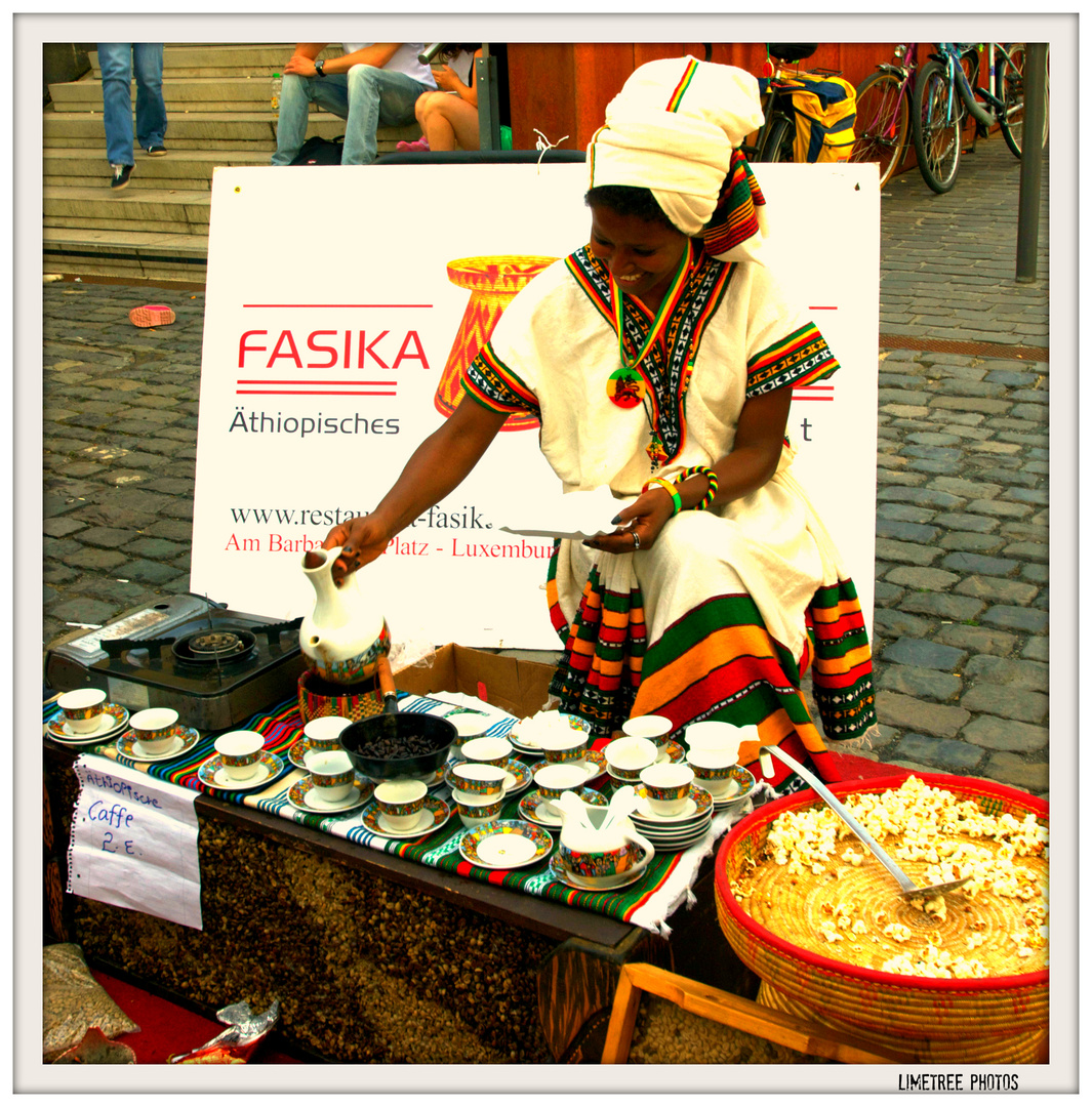 Food from Ethiopia
