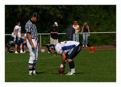 Football 01 - Gute Vorbereitung...