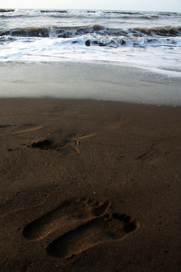 Foot,Sea,Beach,sky