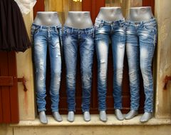 For ever in blue Jeans!