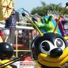 For how much longer will the bee keep smiling on Coney Island?