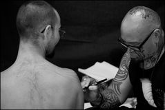 Foray into the world of tattoo artists _2