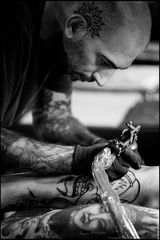 Foray into the world of tattoo artists _5