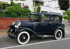 Ford A Tudor Sedan..