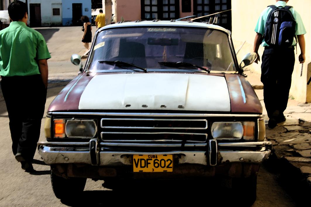 FORD - Cuba 2010