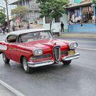 Ford Edsel - Cuban Oldtimer