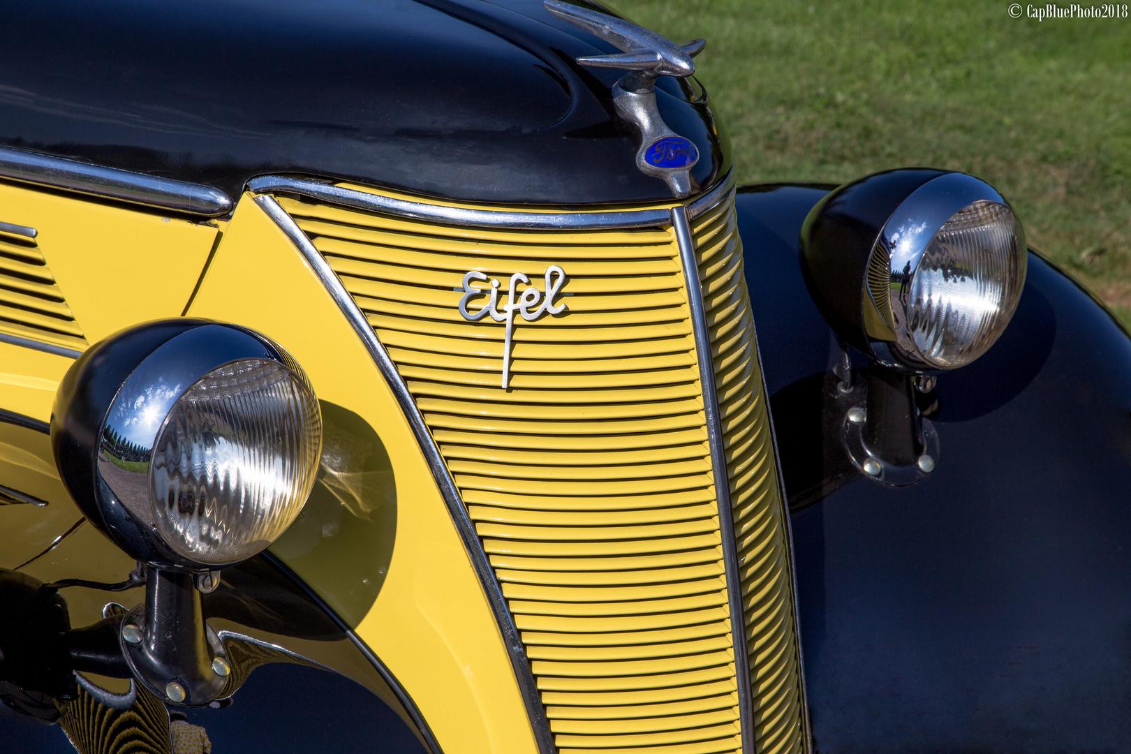 Ford Eifel Sport Kabriolett Deutschland 1938 Classic Cars 2018 Schwetzingen