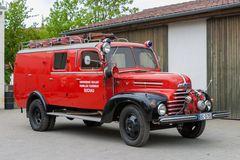 Ford FK 3500 V8