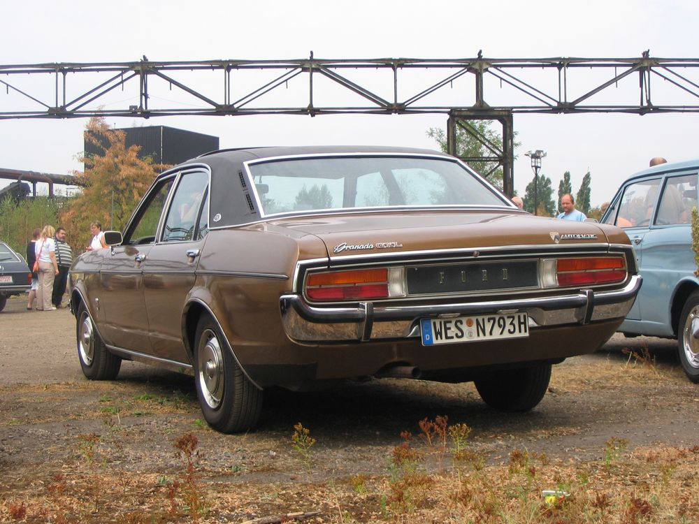 ford granada mk i foto bild autos zweir der. Black Bedroom Furniture Sets. Home Design Ideas