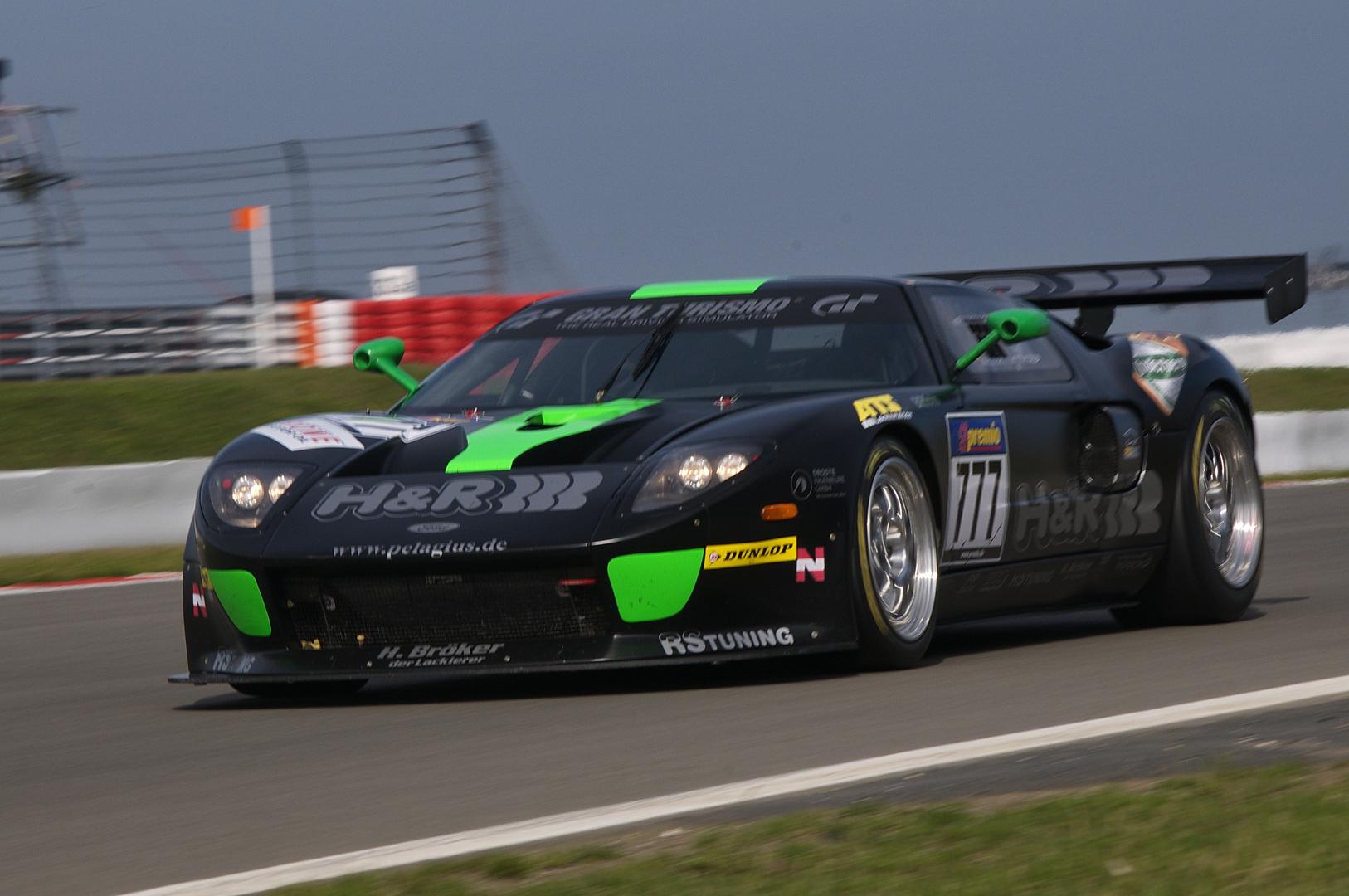 Ford GT H & R Spezialfedern...