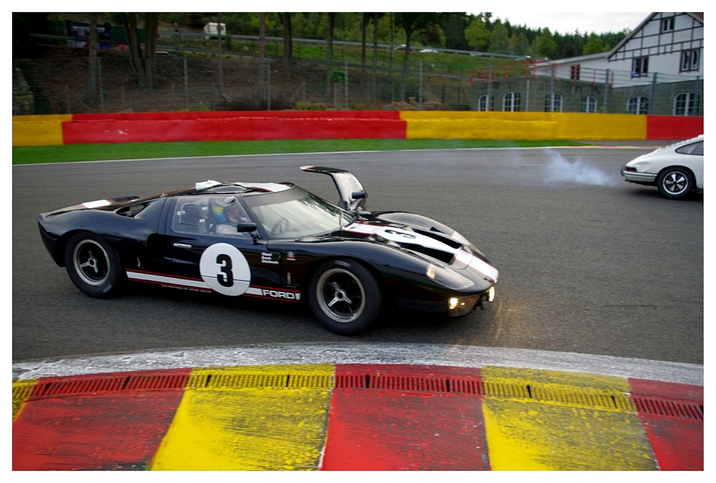 Ford GT40 Spa Six Hours 2013