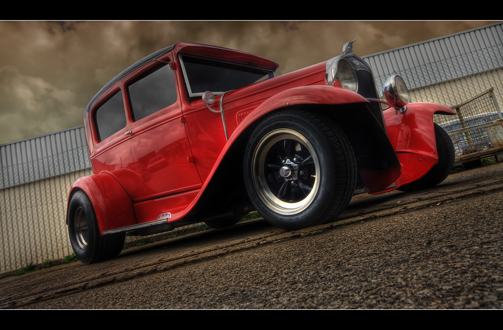 Ford Hot Rod III