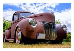 Ford Hot Rod Pick-Up