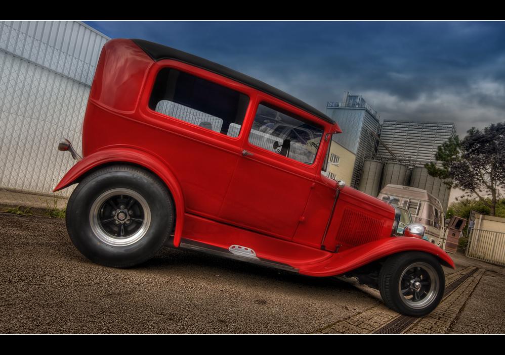 Ford Hot Rod VI