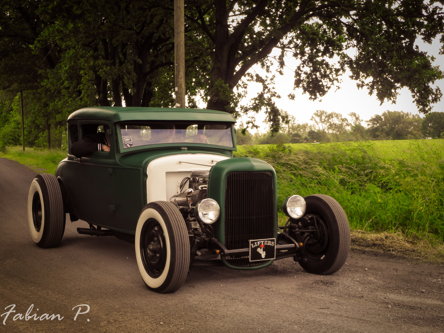 Ford Modell A Hot Rod