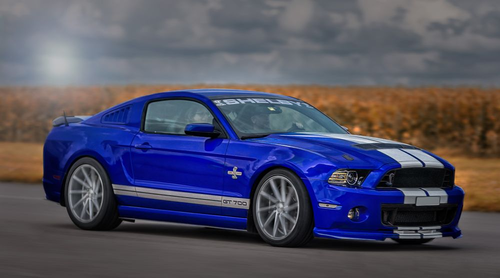 Ford Mustang Shelby II