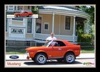 Ford Mustang - short Muscle Car