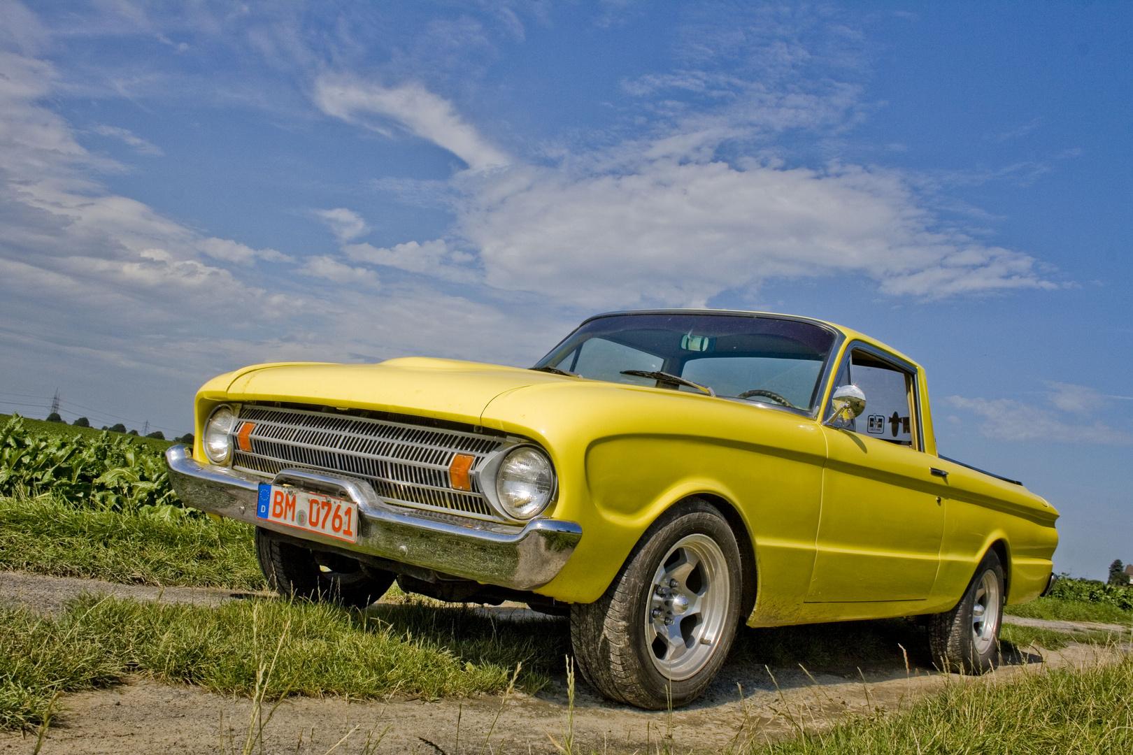Ford Ranchero 1961