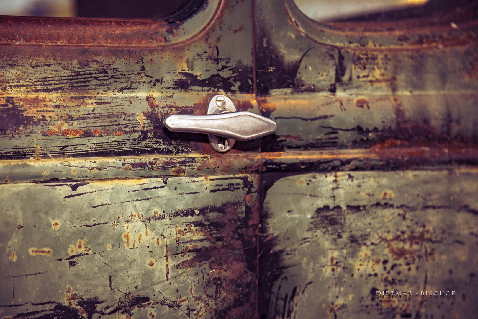 "Ford T Modell oder ""altes Blech"""