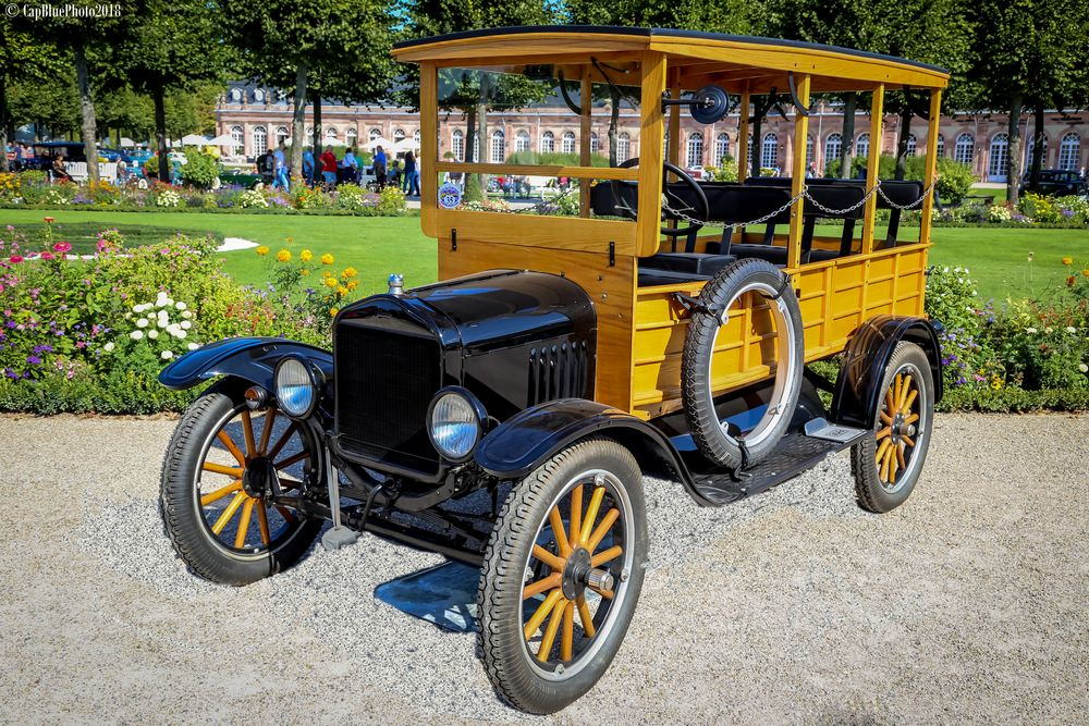 Ford T-Modell Taxibus USA 1929