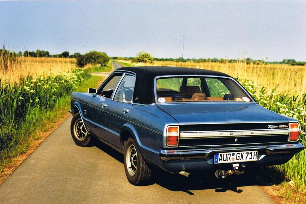 Ford Taunus GXL 1971 Foto & Bild