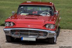 Ford Thunderbird Coupé  USA 1960 bei Classic Cars Schwetzingen 2017