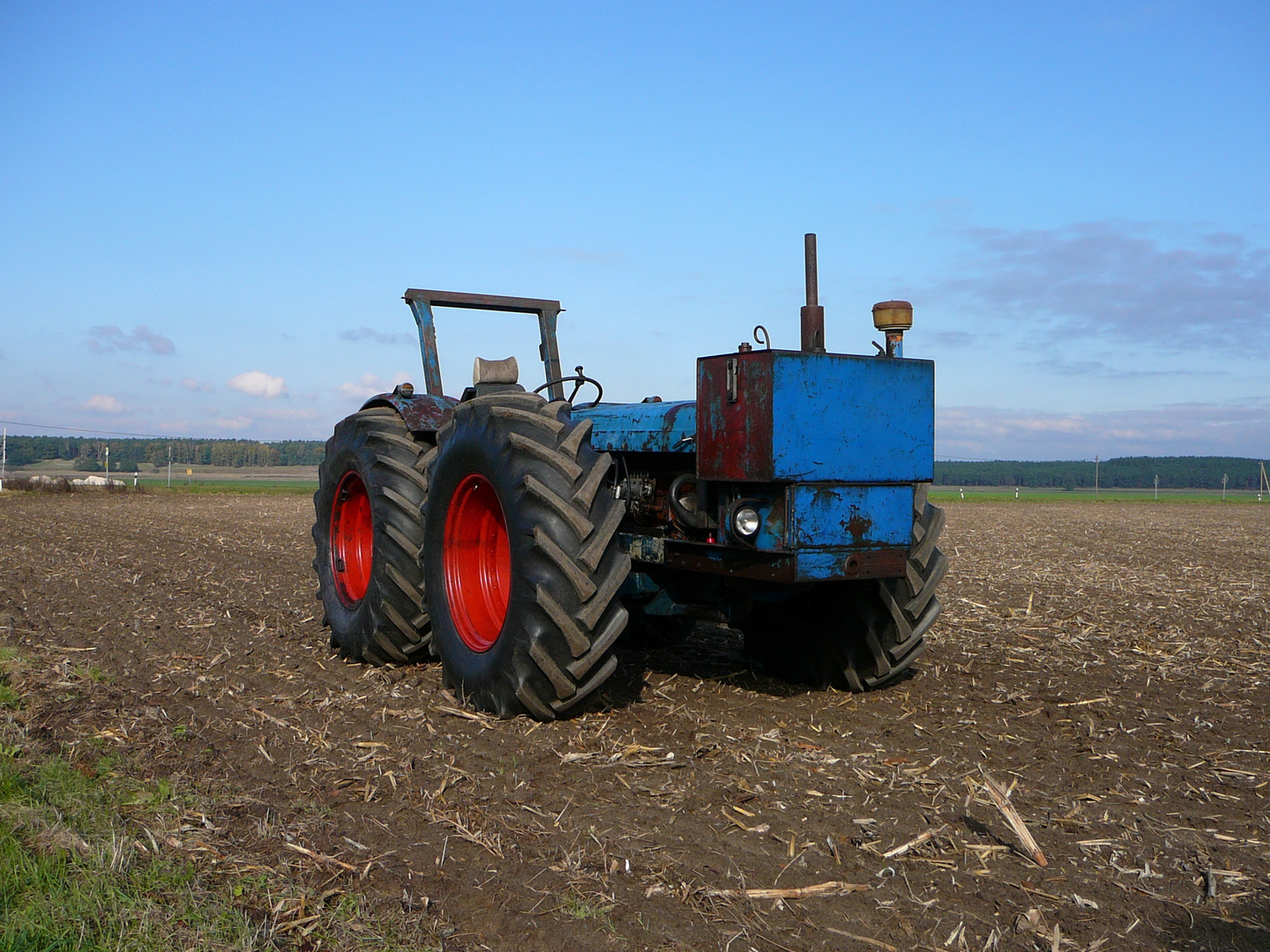 Fordson County Super-6