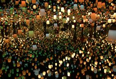 Forest of Resonating Lamps II