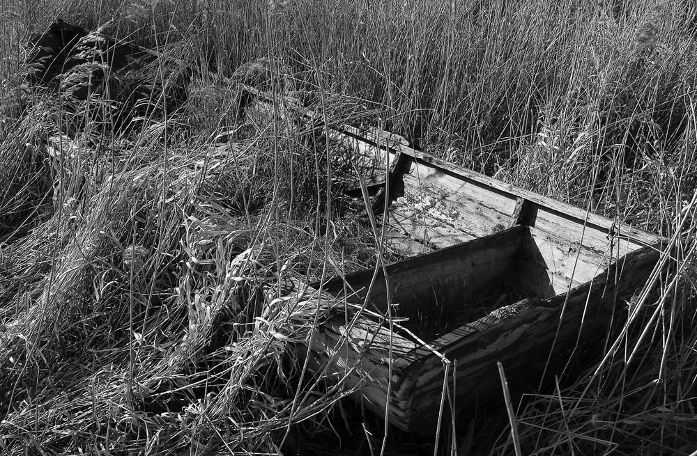 Forgotten Boat!