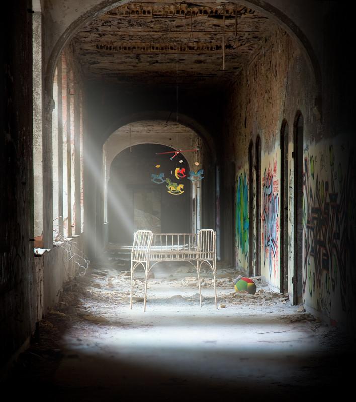Forgotten paikka...