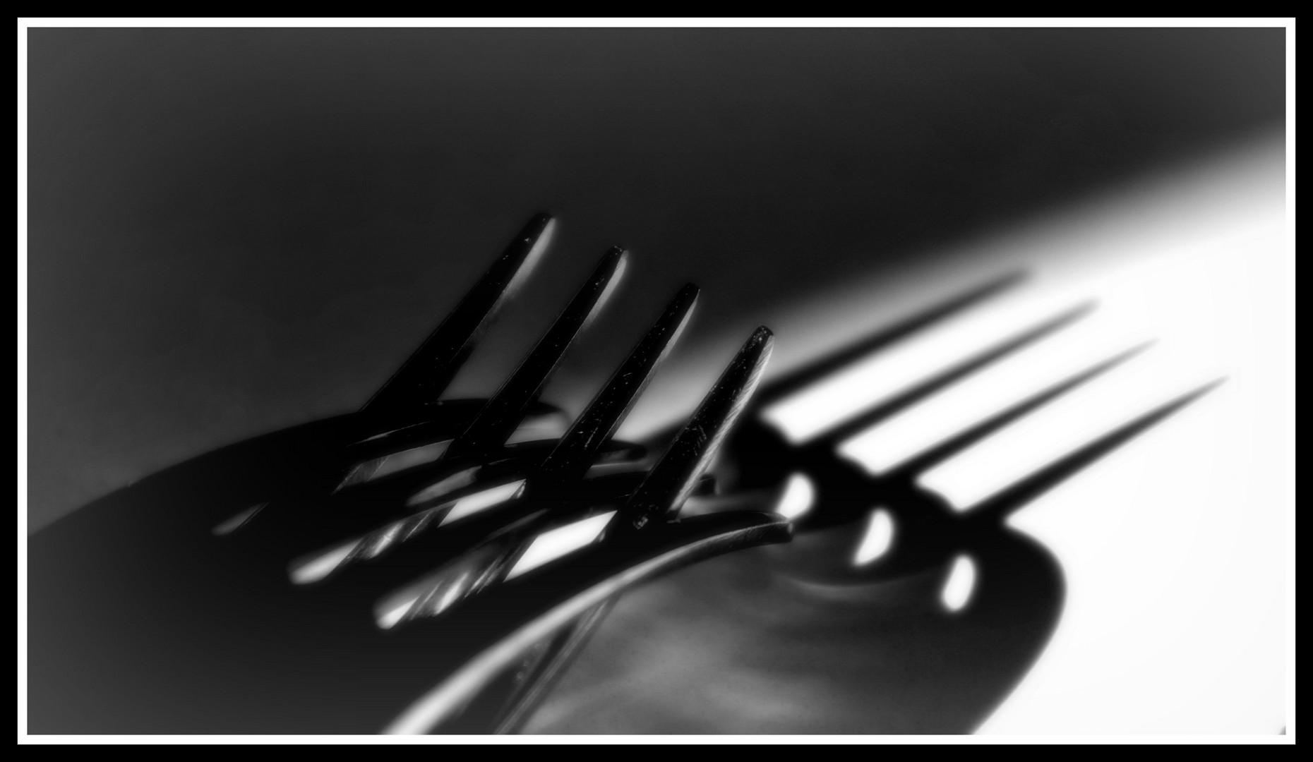 Forks in love