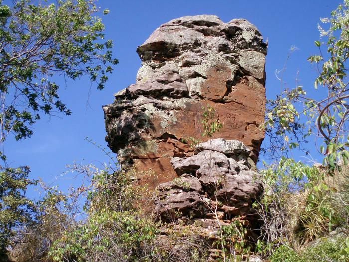 Formação Rochosa Piauí - Brasil