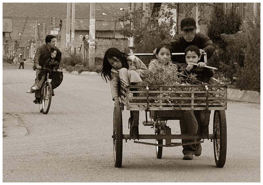 - formas de transporte -