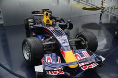 """Formel 1 Bolide Red Bull Racing RB8"""""""