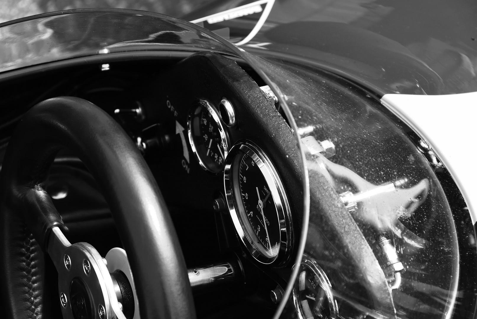 Formel 1 Cockpit