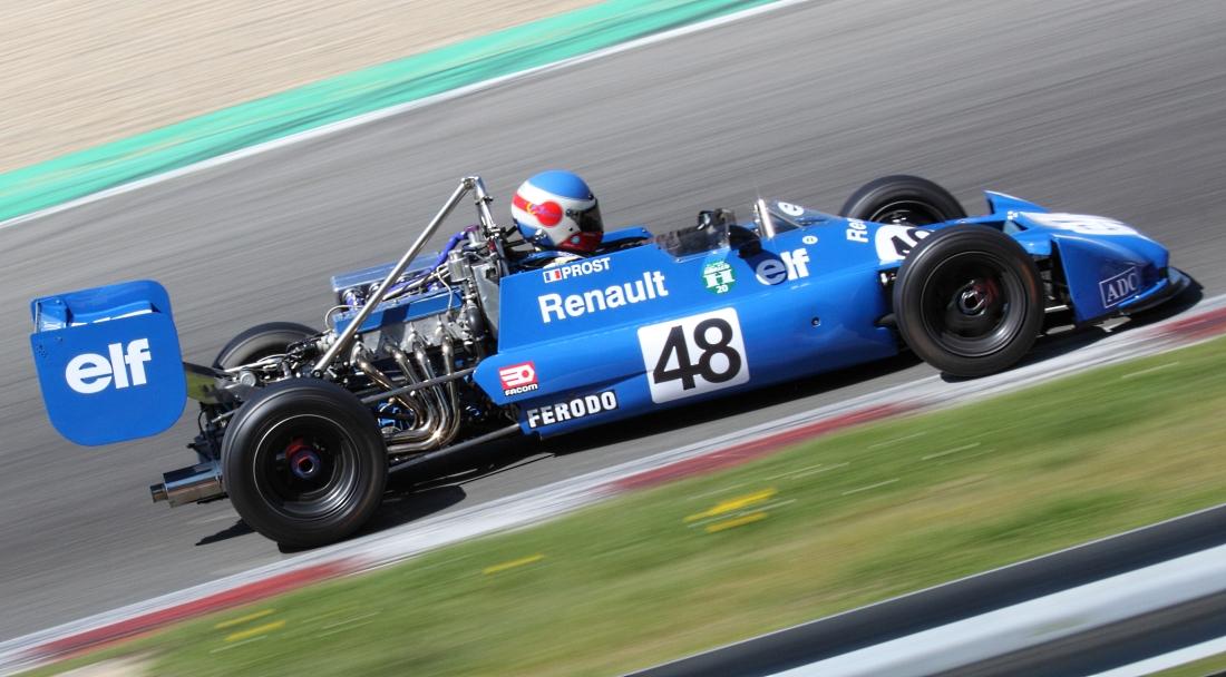 Formel 3 Martini MK21