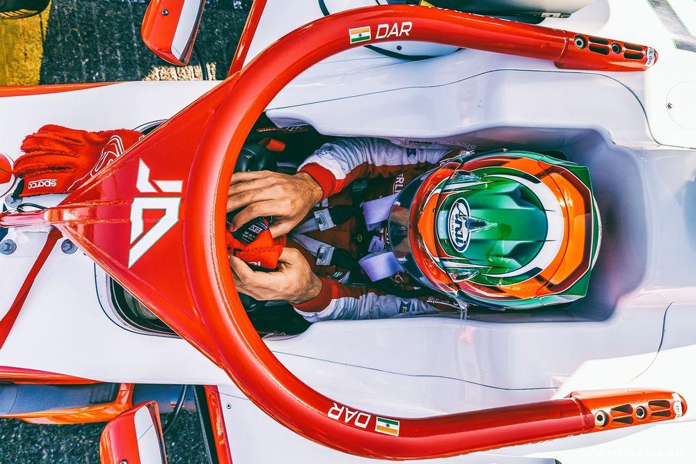Formel Cockpit